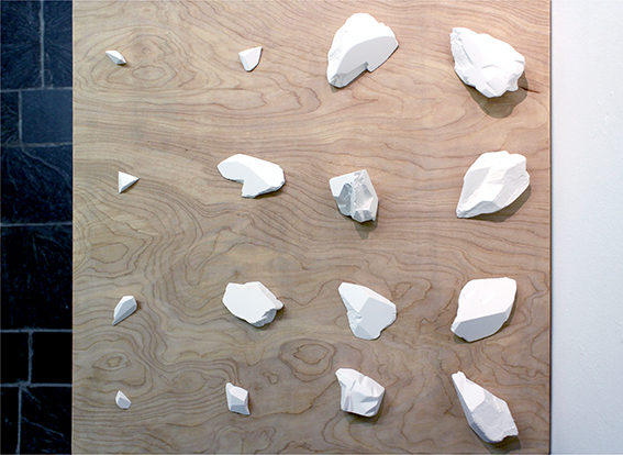 Landscape | Object - three dimensional drawings installation view